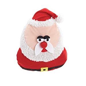 14 inch H - Large Grunt Santa - $15