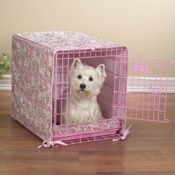 Pink Crate cover & Bed