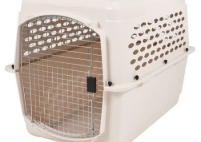 Vari Kennel Crate - XL Beige