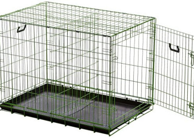 Wire Crate - Shown with Divider