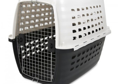Vari Kennel XL Beige/Black 40""